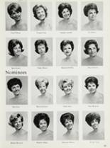 1963 Lee High School Yearbook Page 124 & 125
