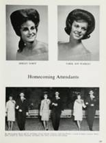 1963 Lee High School Yearbook Page 162 & 163
