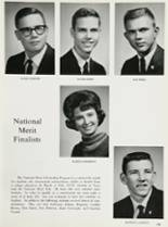 1963 Lee High School Yearbook Page 168 & 169