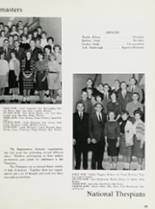 1963 Lee High School Yearbook Page 192 & 193