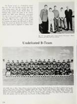 1963 Lee High School Yearbook Page 222 & 223