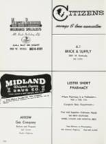 1963 Lee High School Yearbook Page 254 & 255