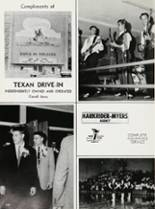 1963 Lee High School Yearbook Page 266 & 267