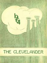 1964 Yearbook Grover Cleveland High School 202
