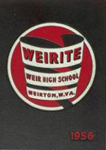1956 Yearbook Weir High School