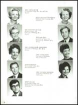 1970 Heritage Hall High School Yearbook Page 10 & 11
