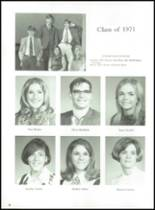 1970 Heritage Hall High School Yearbook Page 12 & 13