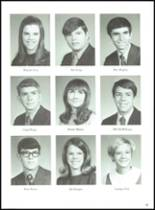 1970 Heritage Hall High School Yearbook Page 14 & 15
