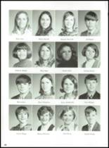 1970 Heritage Hall High School Yearbook Page 30 & 31
