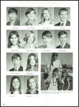 1970 Heritage Hall High School Yearbook Page 32 & 33