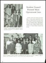 1970 Heritage Hall High School Yearbook Page 36 & 37
