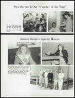 1988 East Wilkes High School Yearbook Page 20 & 21