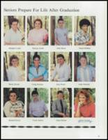 1988 East Wilkes High School Yearbook Page 28 & 29