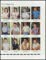 1988 East Wilkes High School Yearbook Page 32 & 33