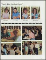 1988 East Wilkes High School Yearbook Page 34 & 35