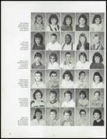 1988 East Wilkes High School Yearbook Page 42 & 43