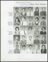 1988 East Wilkes High School Yearbook Page 62 & 63