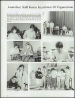1988 East Wilkes High School Yearbook Page 64 & 65