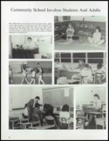 1988 East Wilkes High School Yearbook Page 84 & 85
