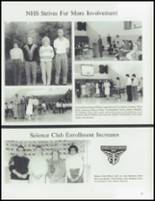 1988 East Wilkes High School Yearbook Page 90 & 91