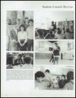 1988 East Wilkes High School Yearbook Page 92 & 93