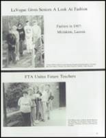 1988 East Wilkes High School Yearbook Page 96 & 97