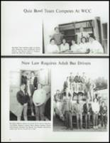 1988 East Wilkes High School Yearbook Page 98 & 99