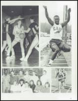 1988 East Wilkes High School Yearbook Page 100 & 101