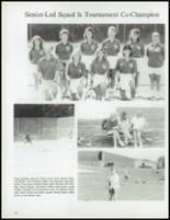 1988 East Wilkes High School Yearbook Page 110 & 111