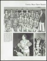 1988 East Wilkes High School Yearbook Page 116 & 117