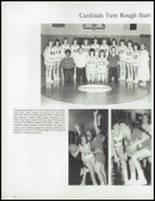 1988 East Wilkes High School Yearbook Page 118 & 119