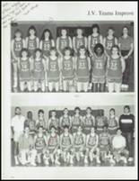 1988 East Wilkes High School Yearbook Page 120 & 121