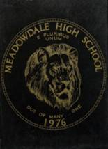 1976 Yearbook Meadowdale High School
