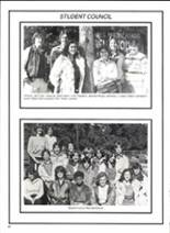 1980 Northwest Academy Yearbook Page 52 & 53