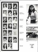 1980 Northwest Academy Yearbook Page 142 & 143