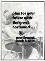 1980 Northwest Academy Yearbook Page 162 & 163