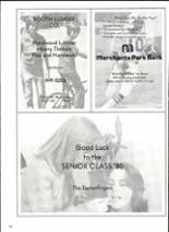 1980 Northwest Academy Yearbook Page 168 & 169