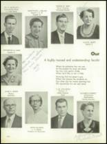 1957 Oakmont High School Yearbook Page 12 & 13
