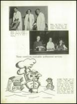 1957 Oakmont High School Yearbook Page 14 & 15