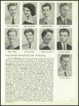 1957 Oakmont High School Yearbook Page 18 & 19