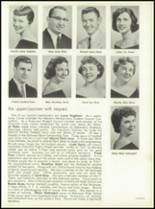 1957 Oakmont High School Yearbook Page 20 & 21