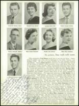 1957 Oakmont High School Yearbook Page 22 & 23