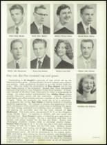 1957 Oakmont High School Yearbook Page 24 & 25