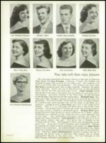 1957 Oakmont High School Yearbook Page 26 & 27