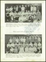 1957 Oakmont High School Yearbook Page 34 & 35