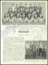 1957 Oakmont High School Yearbook Page 44 & 45