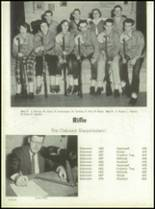 1957 Oakmont High School Yearbook Page 50 & 51