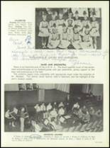 1957 Oakmont High School Yearbook Page 52 & 53