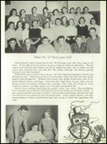 1957 Oakmont High School Yearbook Page 56 & 57