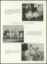1957 Oakmont High School Yearbook Page 58 & 59